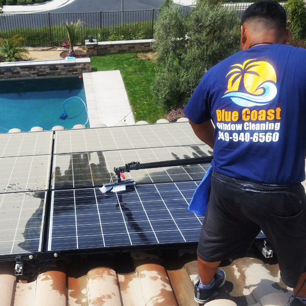 Solar Panel Cleaning In Ladera Ranch